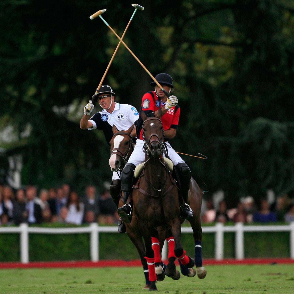 La Cote des Montres : Photo - Hublot partenaire d'une première mondiale au Polo de Paris