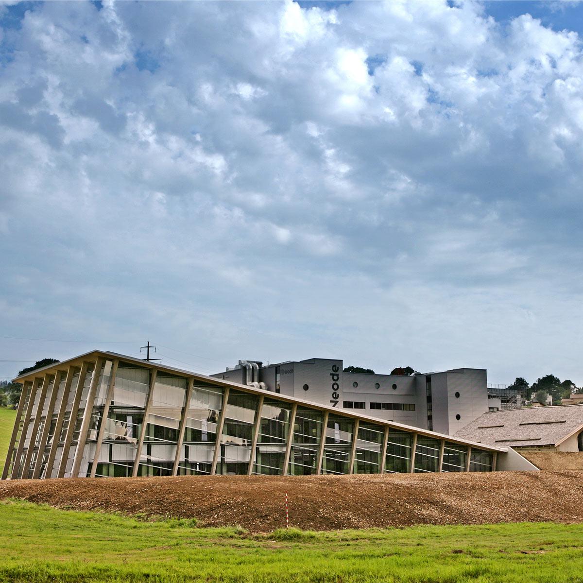 La Cote des Montres : Photo - Nouvelle manufacture Greubel Forsey à la Chaux-de-Fonds