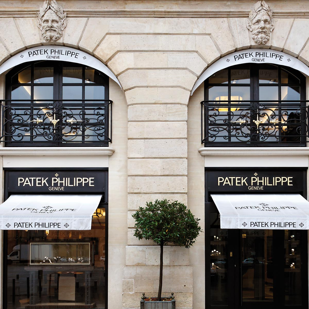 La Cote des Montres : Photo - Les Salons Patek Philippe de Paris ont fait peau neuve