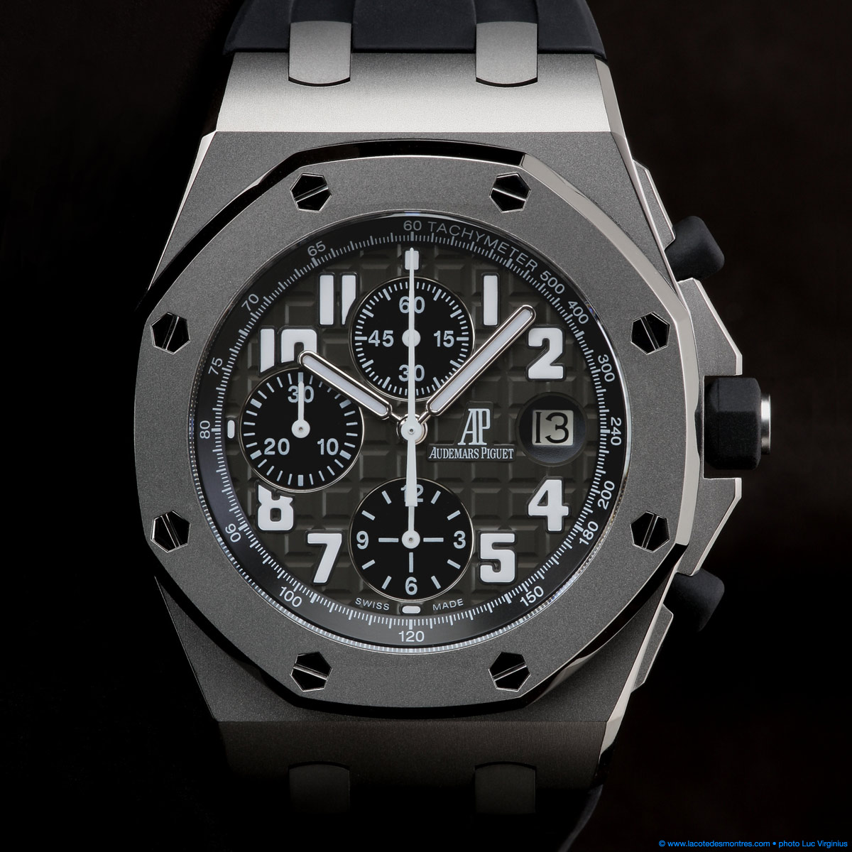 The Watch Quote Shooting Of The Audemars Piguet Royal Oak Offshore
