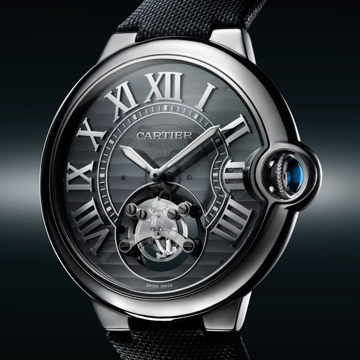 The Watch Quote: Photo - Cartier IDone Concept Watch