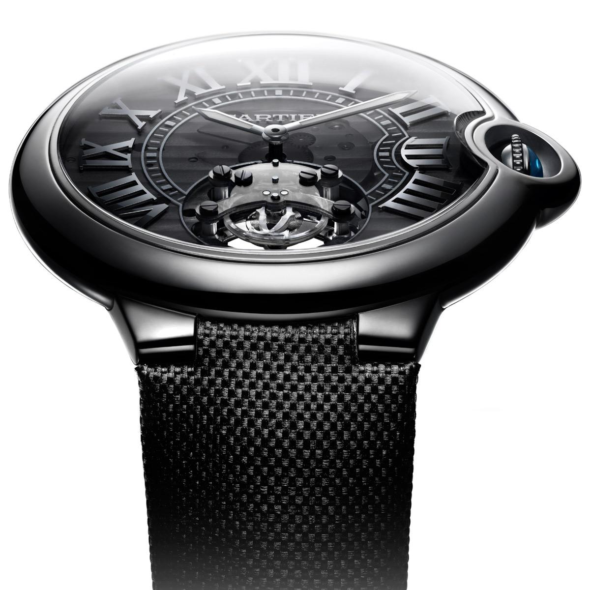 La Cote des Montres : Photo - Cartier ID One Concept Watch