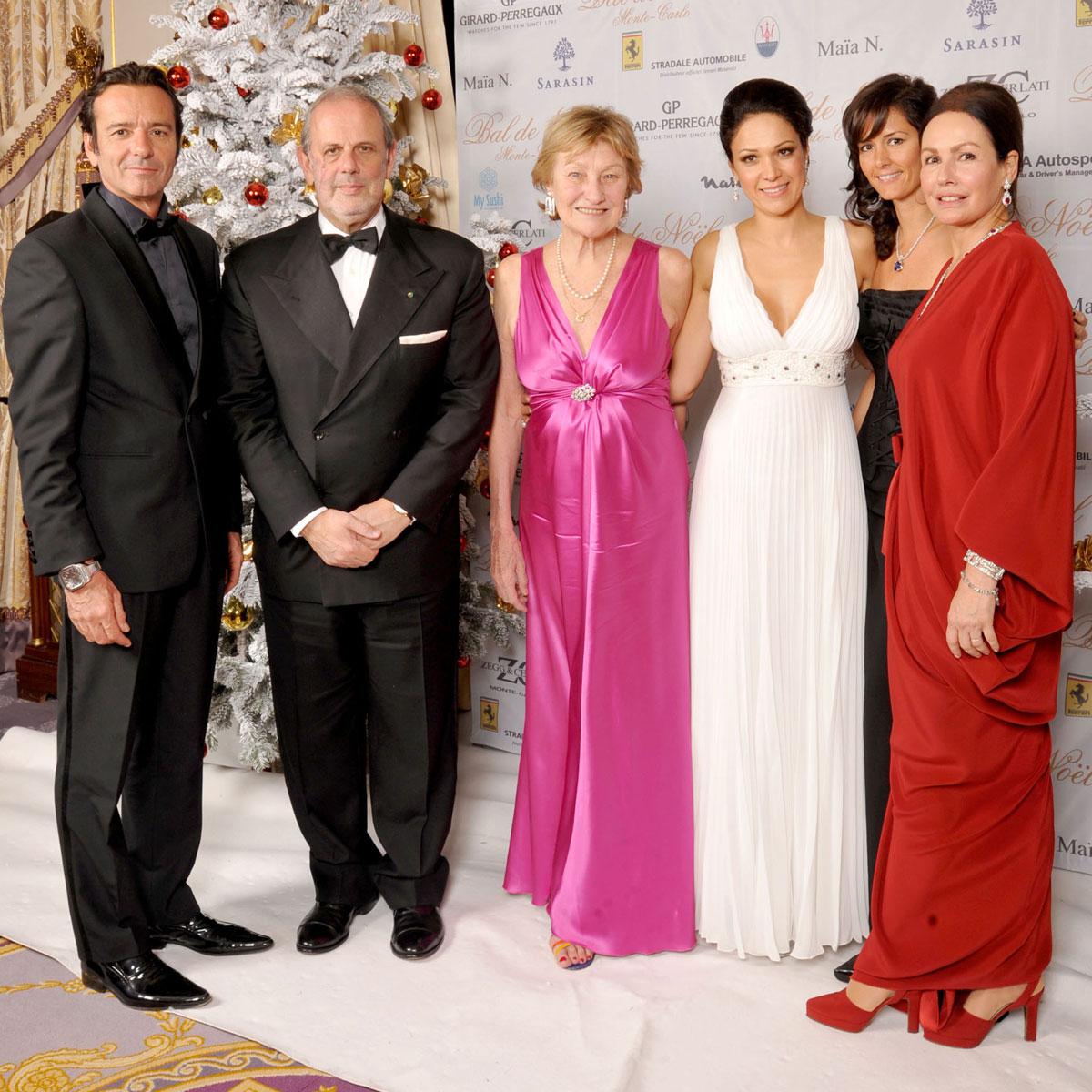 La Cote des Montres : Photo - Girard-Perregaux au Bal de Noël de Monaco