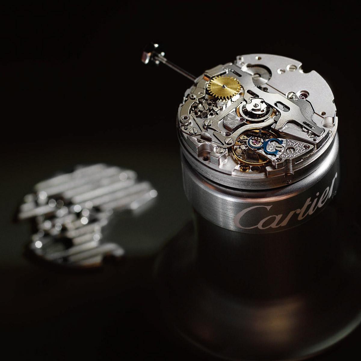 The Watch Quote: Photo - The Cartier Manufacture in La Chaux-de-Fonds