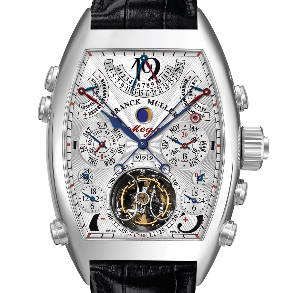 The watch quote photo franck muller aeternitas mega 4 for Franck muller watches