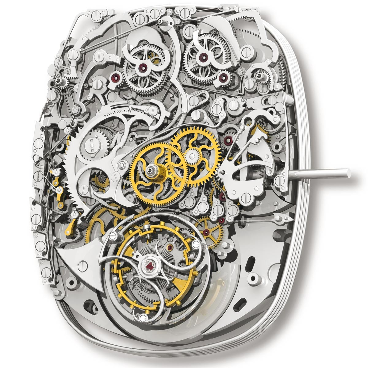 The Watch Quote: Photo - Franck Muller Aeternitas Mega 4