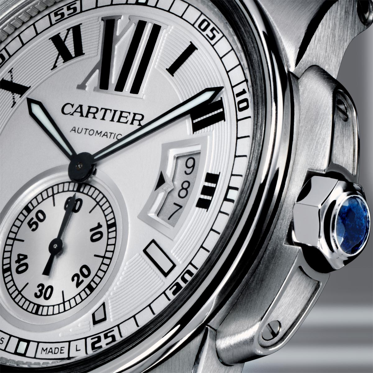 The Watch Quote: Photo - Calibre de Cartier