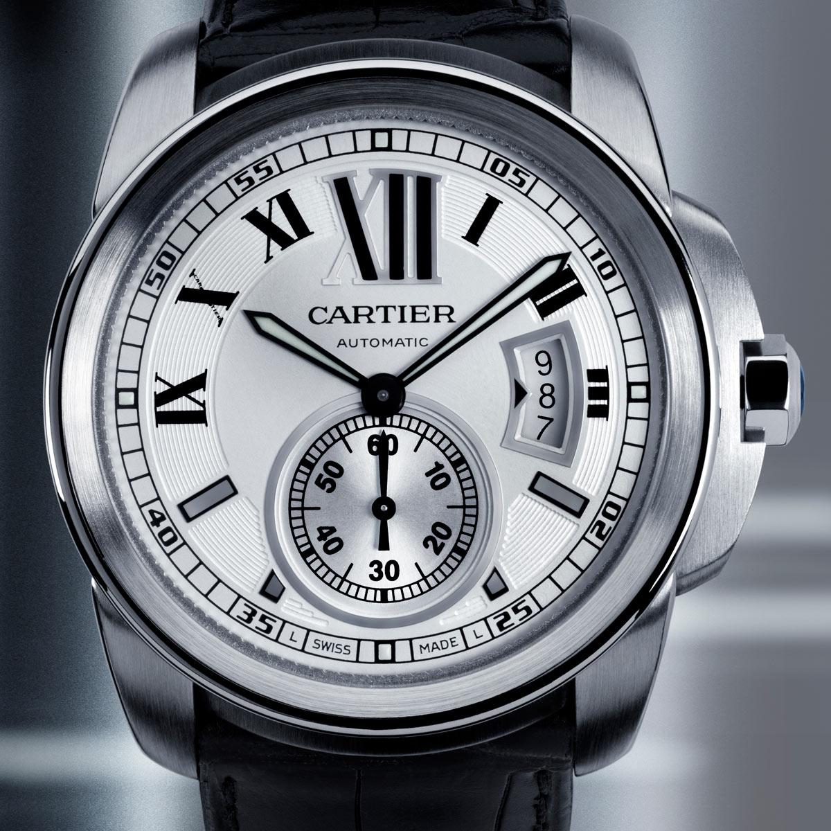 La Cote des Montres : Photo - Calibre de Cartier