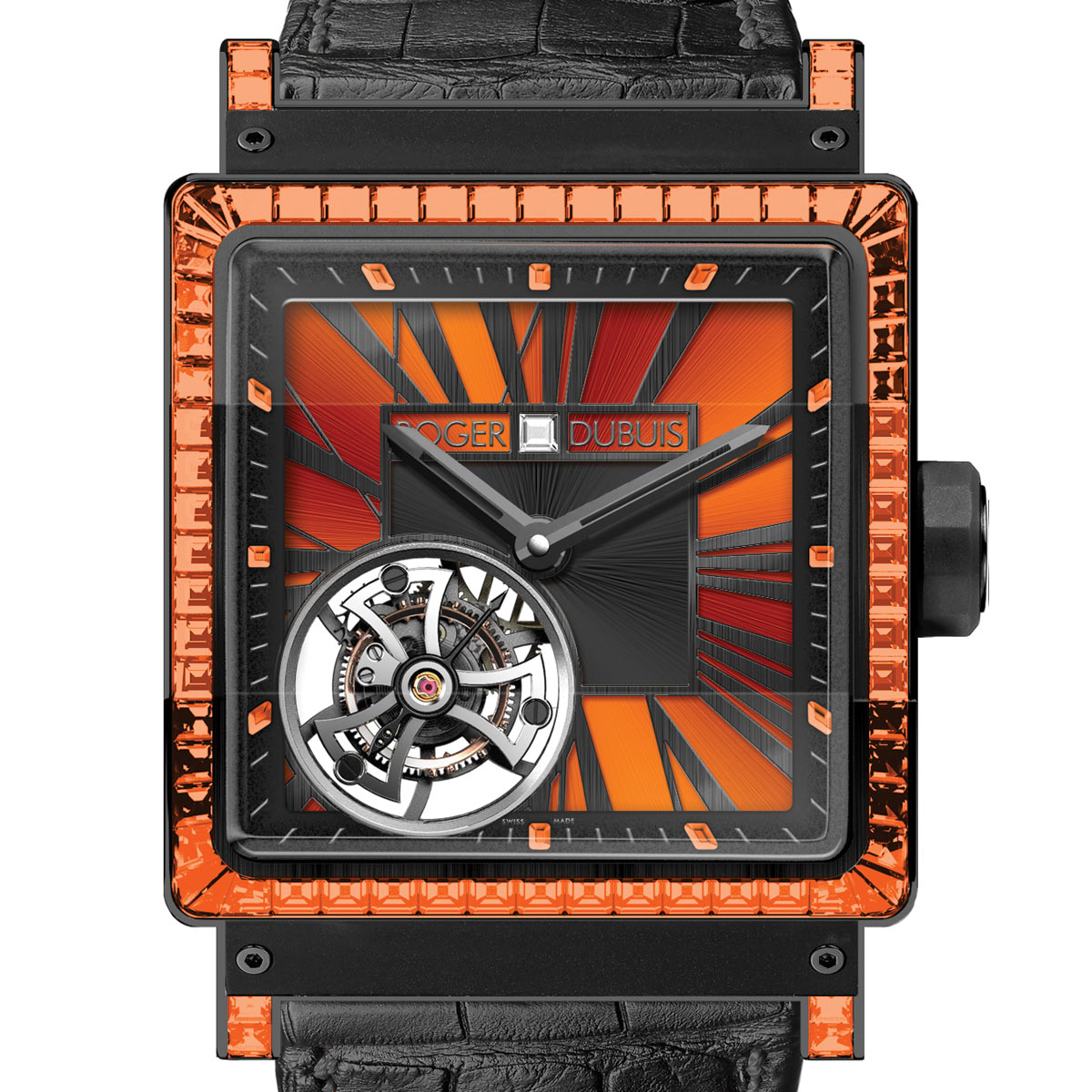 The Watch Quote: Photo - Roger Dubuis Kingsquare collection