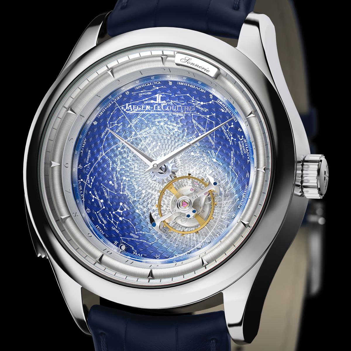 The Watch Quote: Photo - Jaeger-LeCoultre Master Grande Tradition Grande Complication