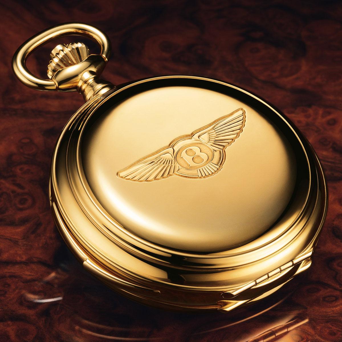 La Cote des Montres : Photo - Breitling Bentley Masterpiece