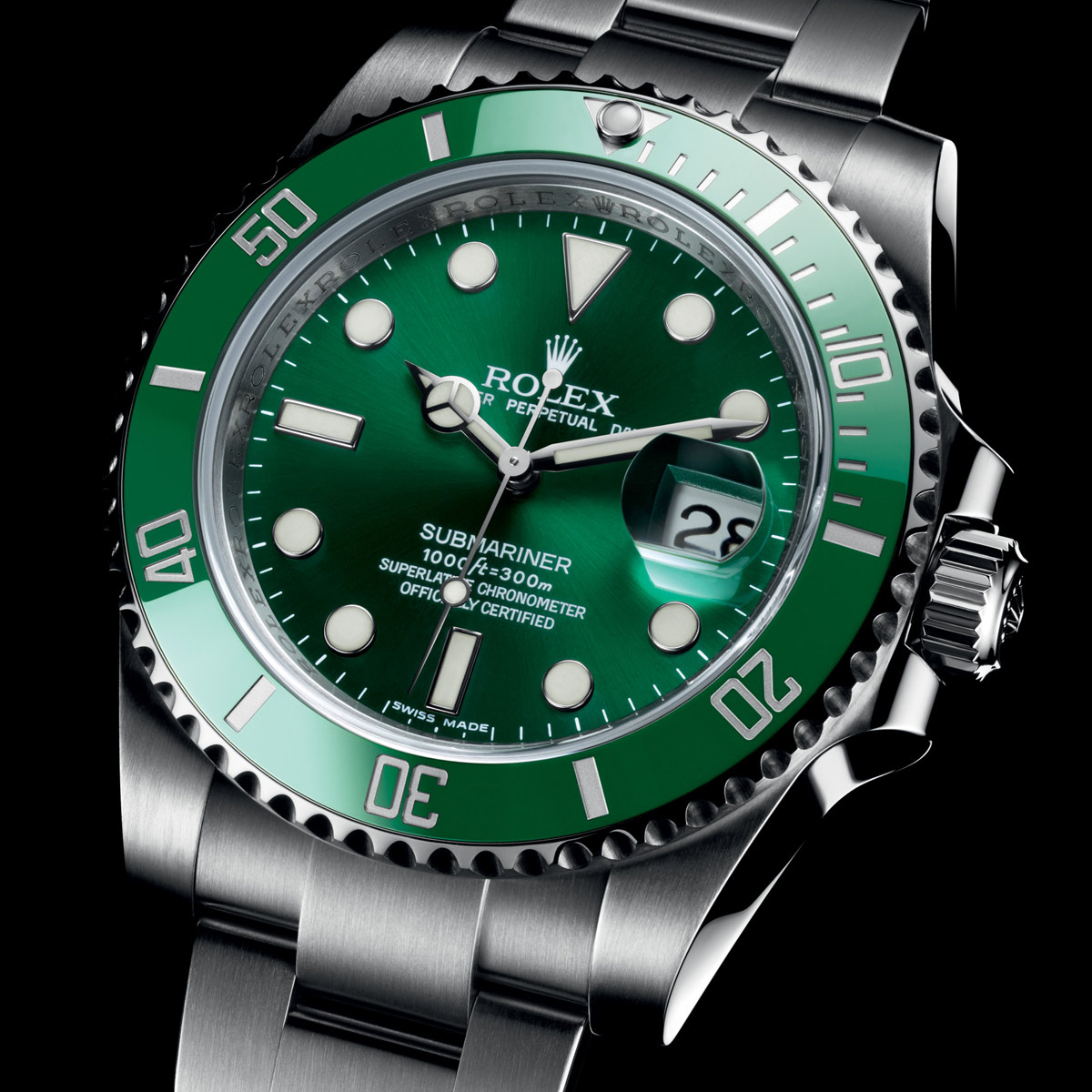 The Watch Quote: Photo - Rolex Oyster Perpetual Submariner Date