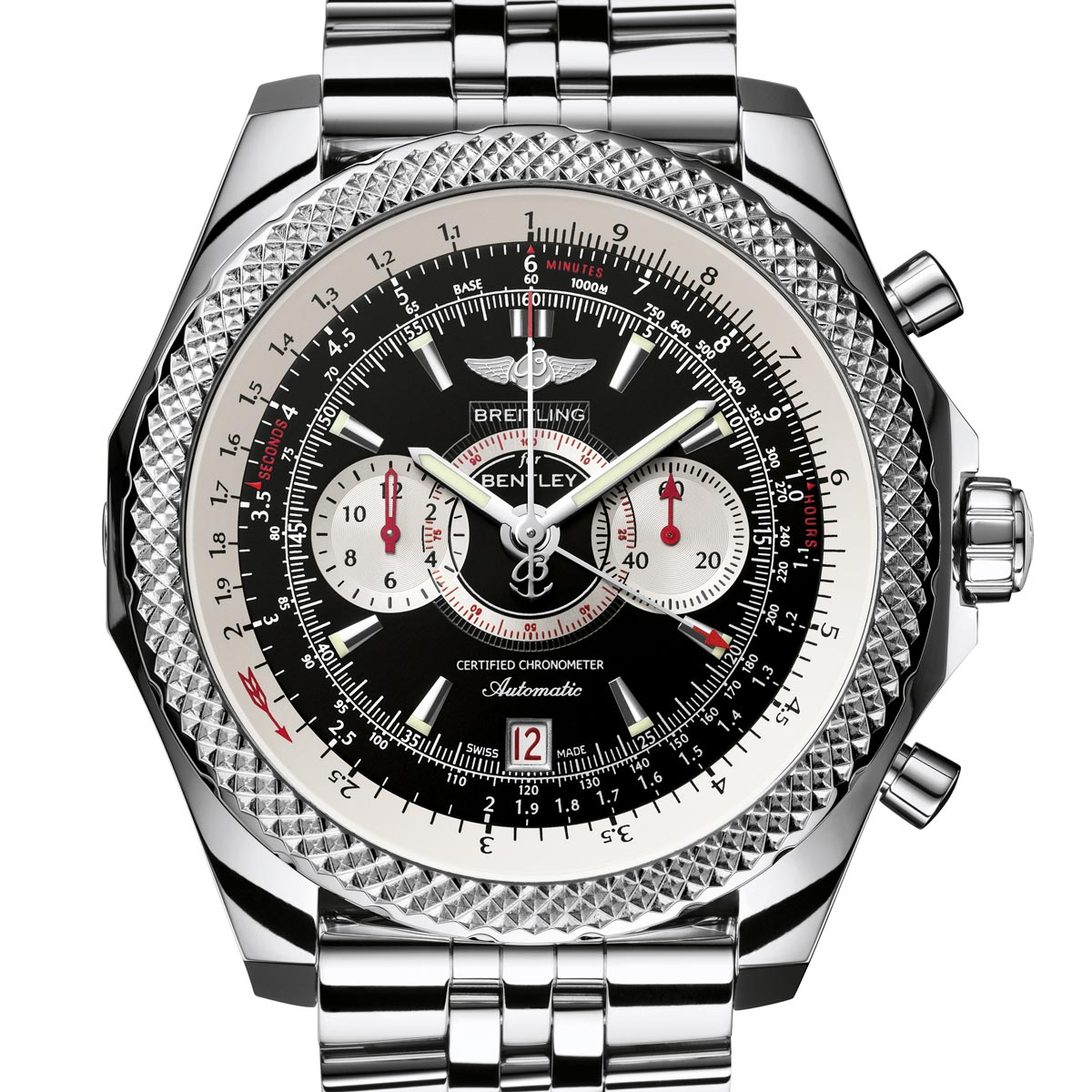 The Watch Quote: Photo - Breitling Bentley Supersports