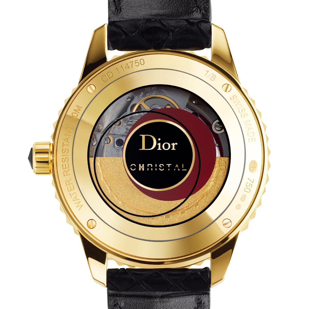 La Cote des Montres : Photo - Dior Christal « 8 »
