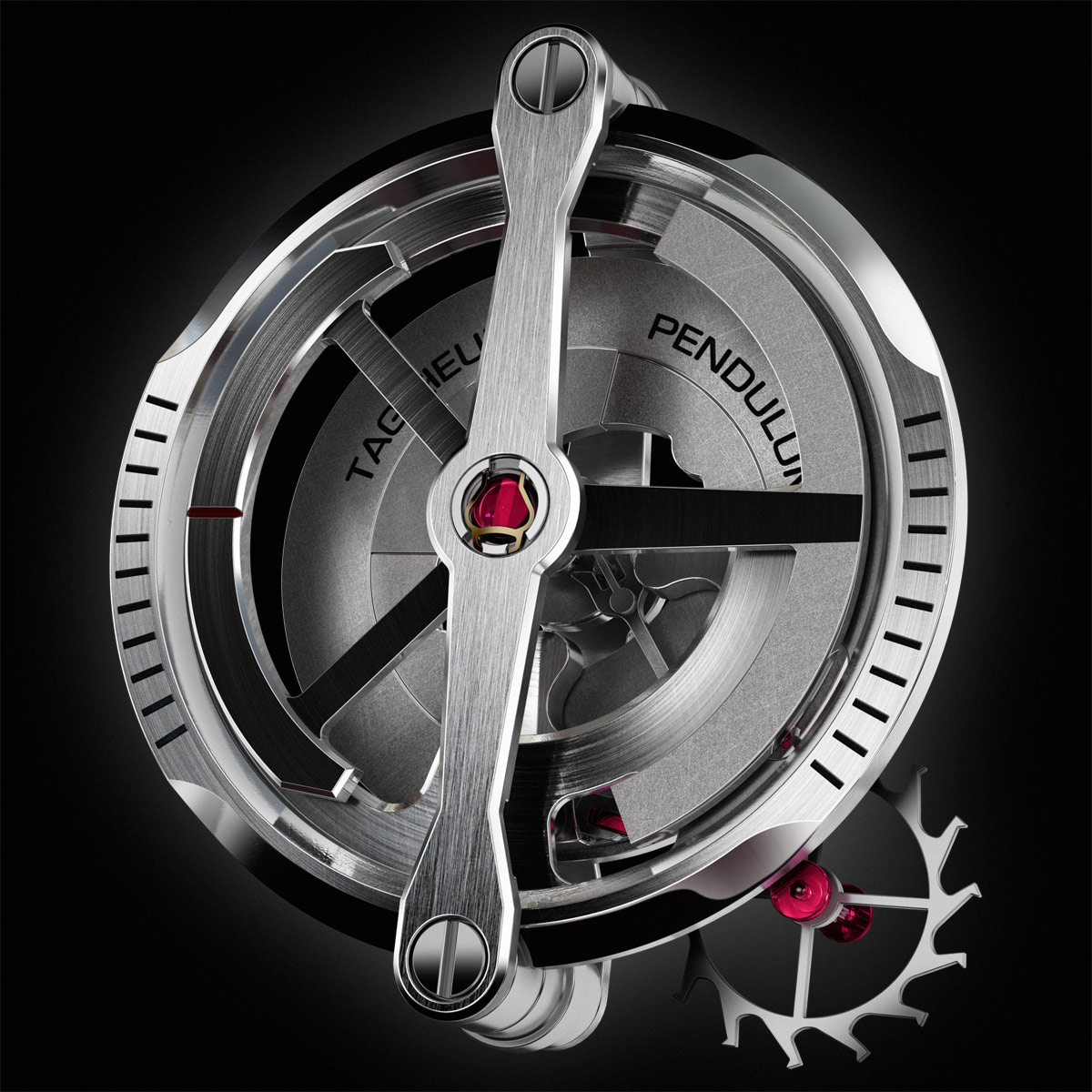 The Watch Quote: Photo - TAG Heuer Pendulum Concept
