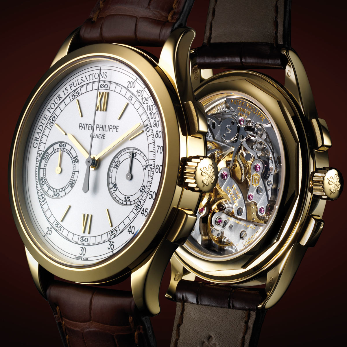 The Watch Quote: Photo - Patek Philippe Chronograph 5170J