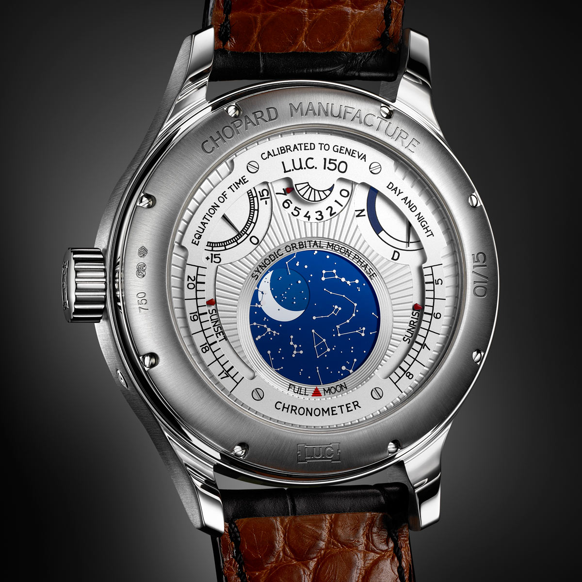 La Cote des Montres : Photo - Chopard L.U.C 150 « all in one »