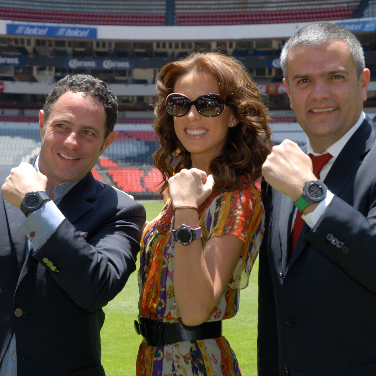 The Watch Quote: Photo - New Big Bang for the Mexican Football Federation