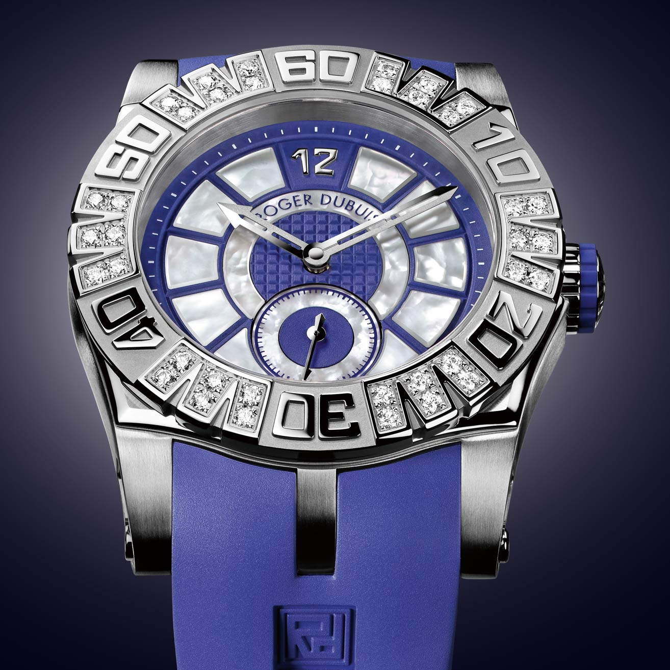 La Cote des Montres : Photo - Roger Dubuis collection EasyDiver