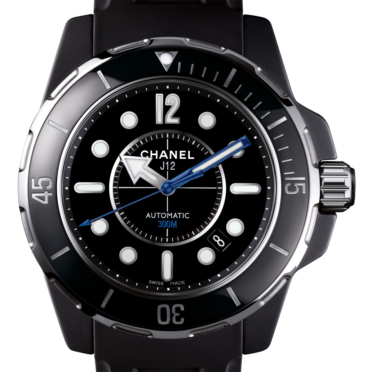 The Watch Quote: Photo - Chanel J12 Marine