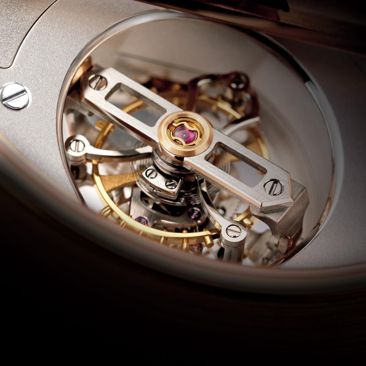 The Watch Quote: Photo - Girard-Perregaux Bi-axial Tourbillon white gold