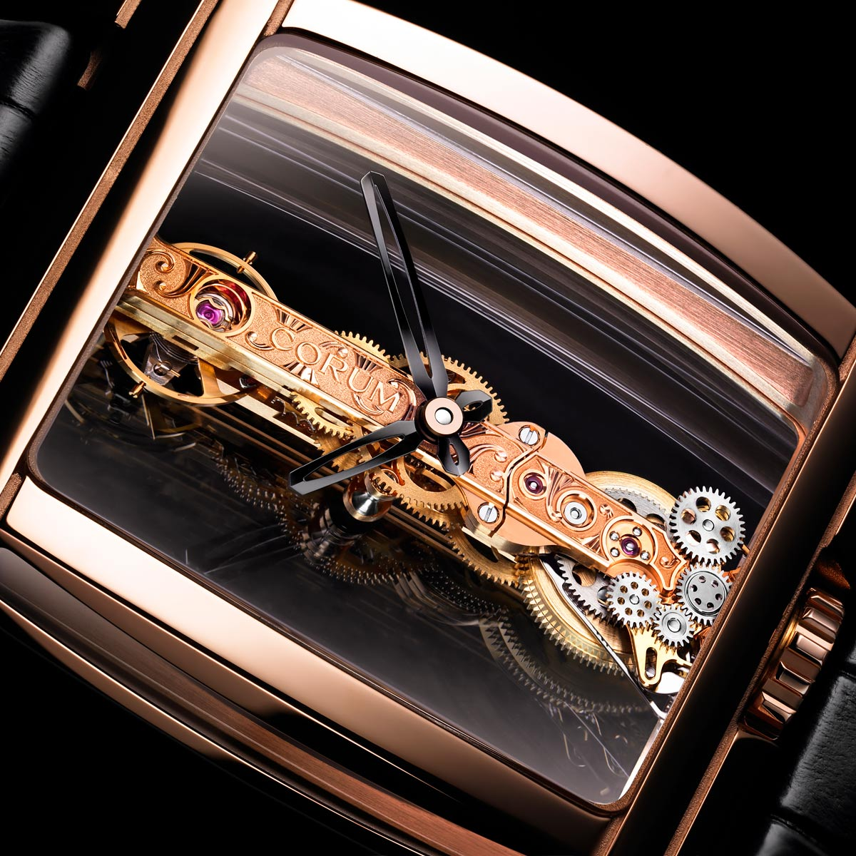 La Cote des Montres : Photo - Corum, Unlock