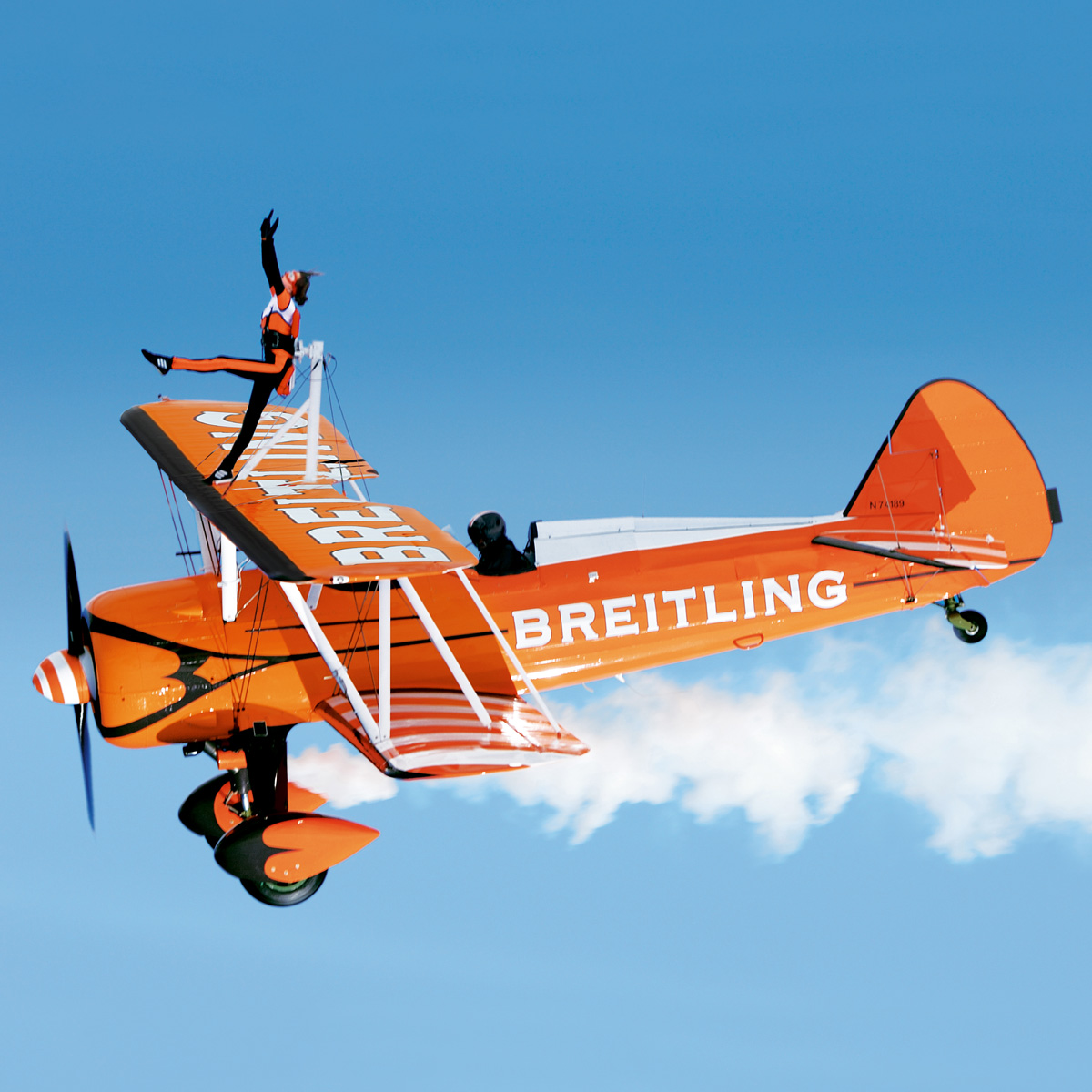 The Watch Quote: Photo - Breitling Wingwalkers