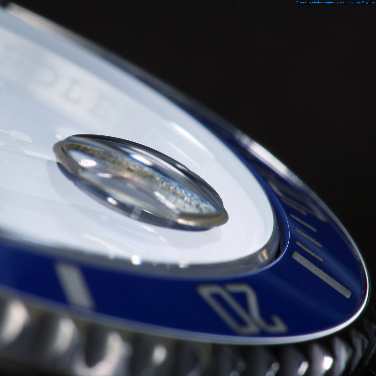 The Watch Quote: Photo - Rolex Submariner Date white gold