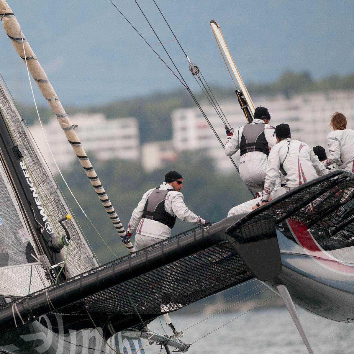 La Cote des Montres : Photo - Grand Prix Corum 2010 - Victoire de Banque Populaire