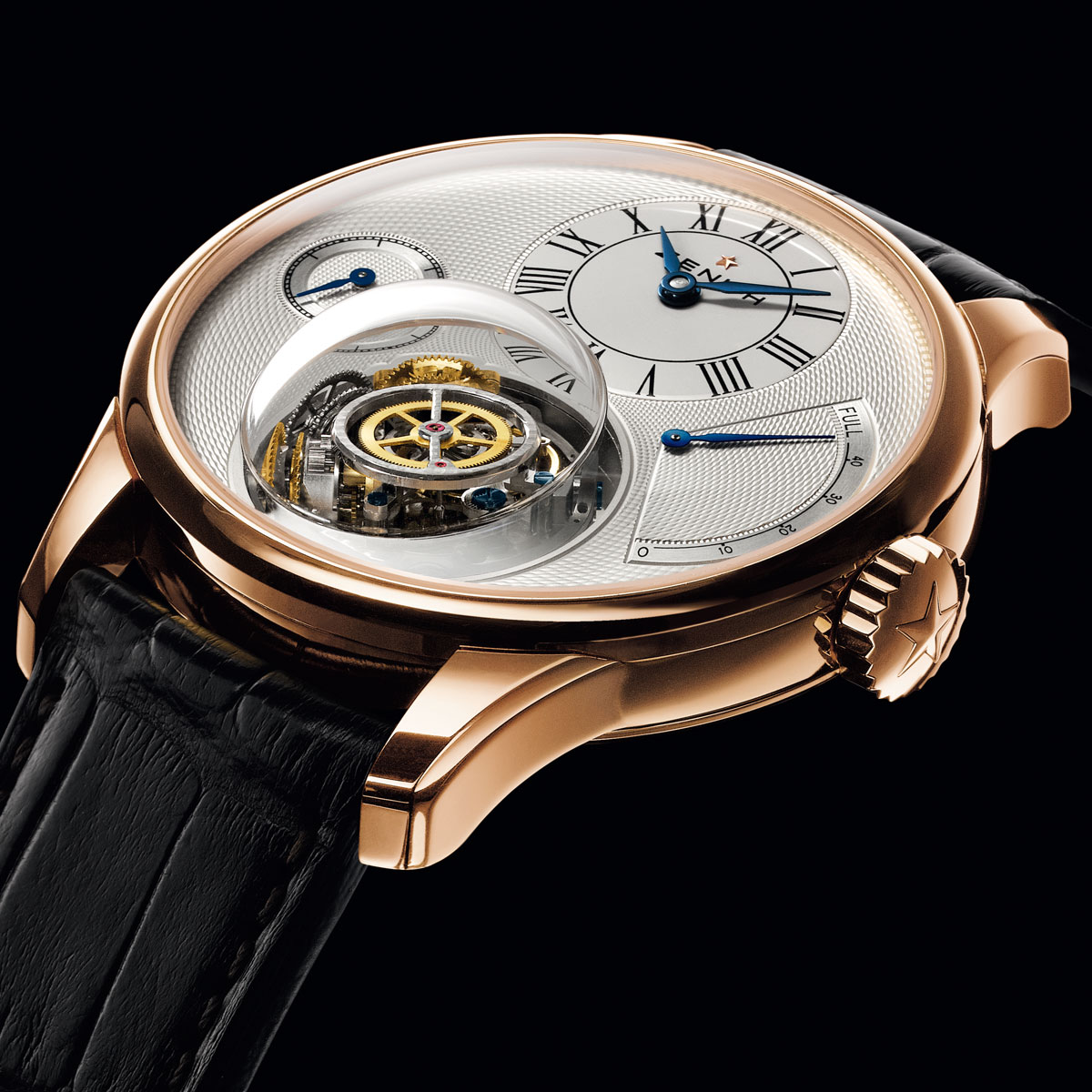 The Watch Quote: Photo - Zenith Christophe Colomb