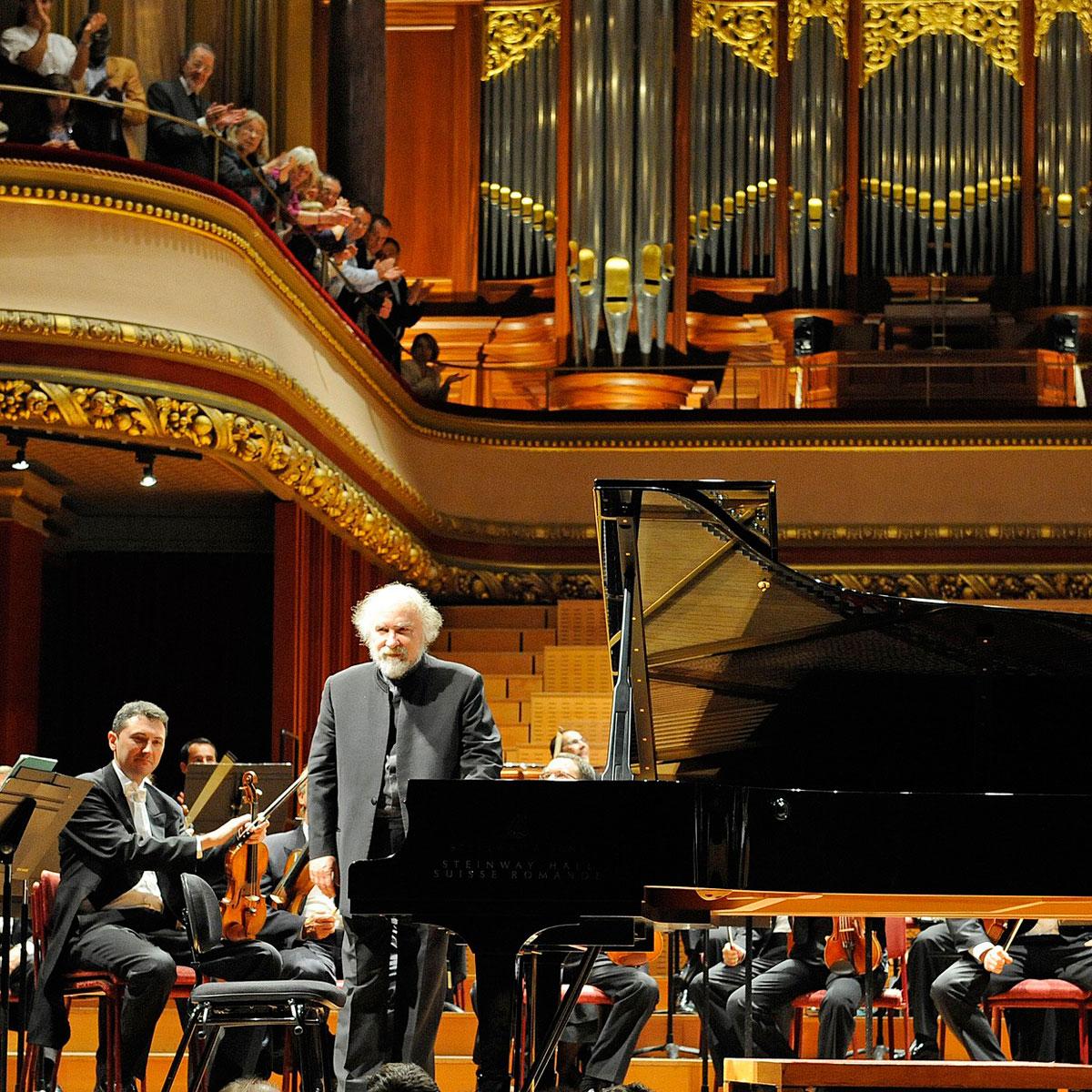 La Cote des Montres : Photo - Vacheron Constantin célèbre la musique classique au Victoria Hall de Genève
