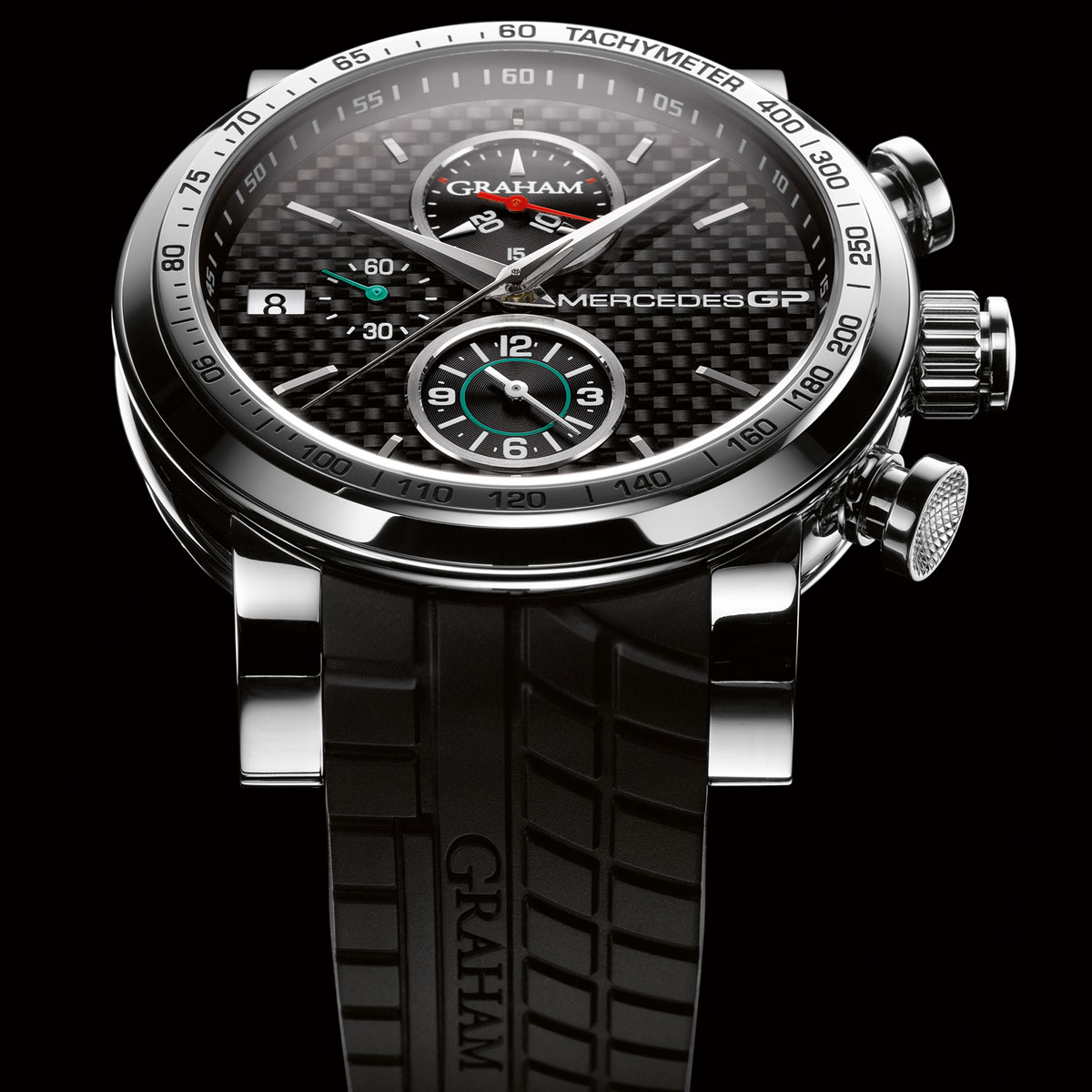 The Watch Quote: Photo - Graham Mercedes GP Silverstone