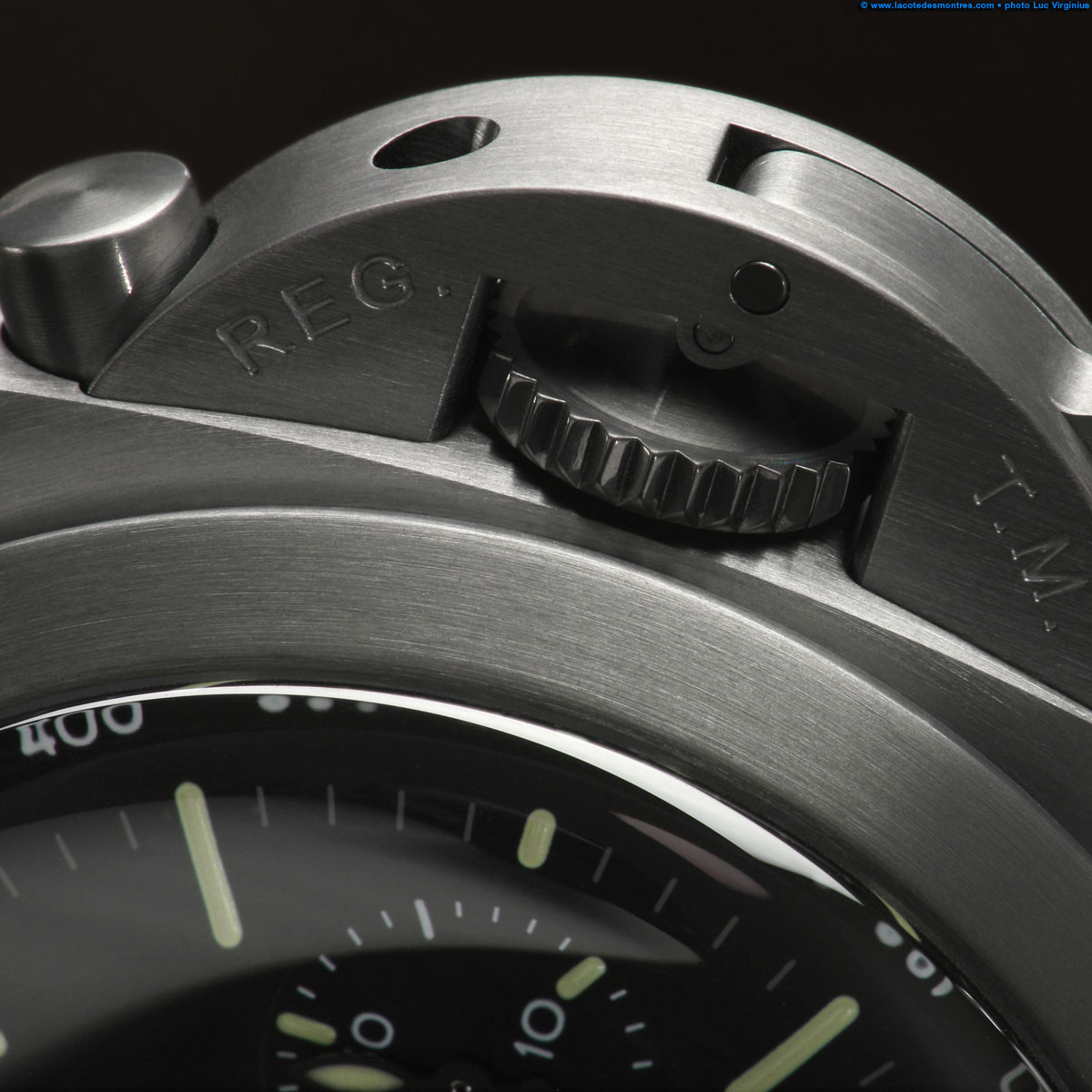 The Watch Quote: Photo - Panerai PAM00357 Limited Edition Dubail Paris