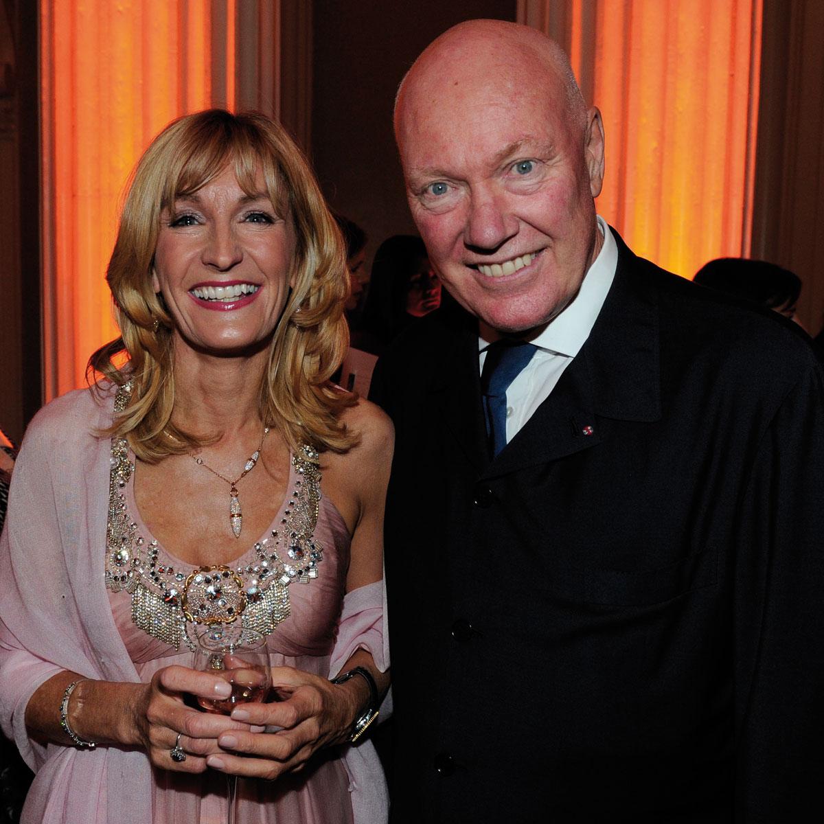 La Cote des Montres : Photo - Hublot gagne à Londres le très prestigieux Walpole Awards for Excellence