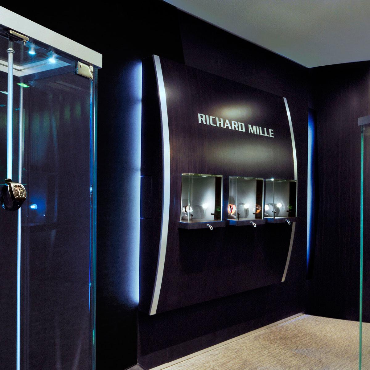 La Cote des Montres : Photo - La 1ère boutique Richard Mille aux États-Unis ouvre à Beverly Hills - Californie