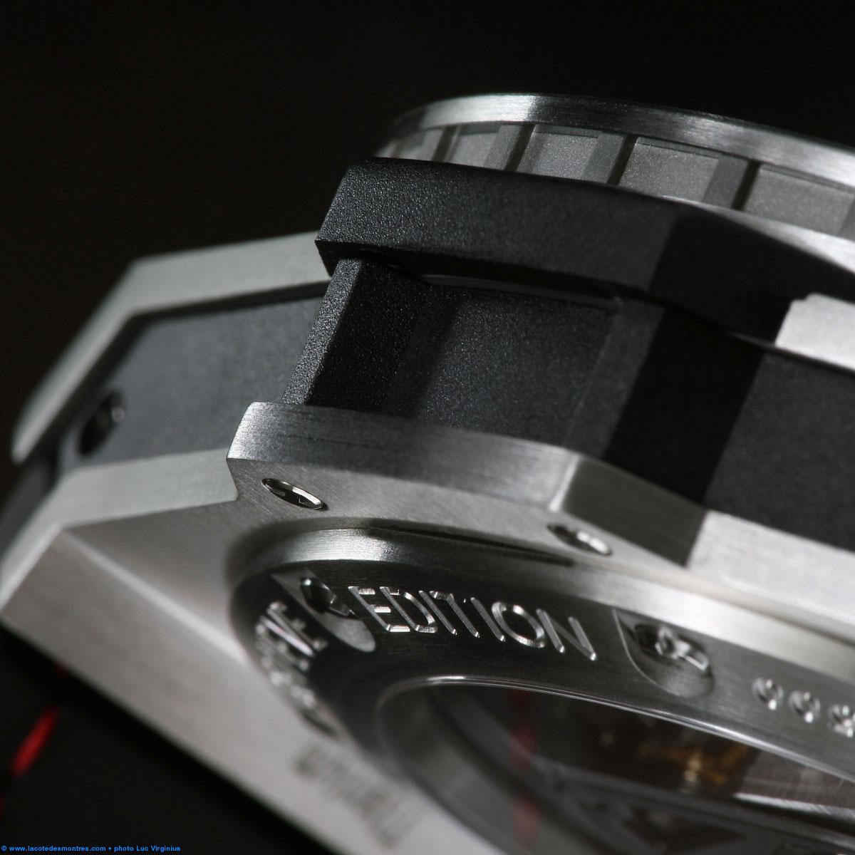 La Cote des Montres : Photo - Hublot F1 King Power