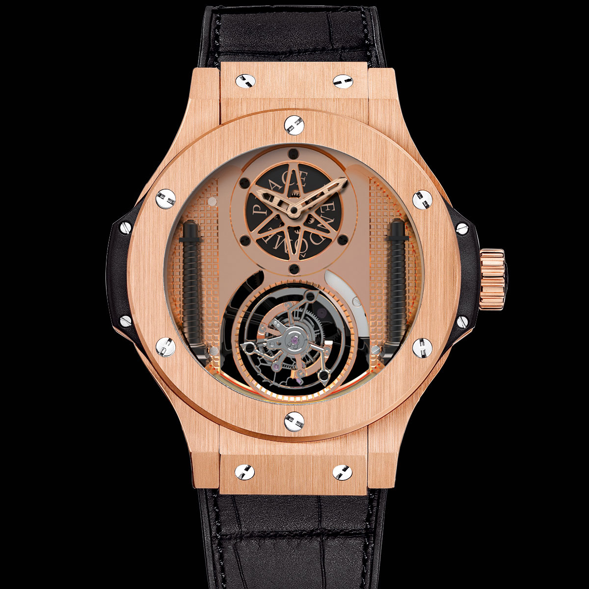 La Cote des Montres : Photo - Hublot Collection Vendôme