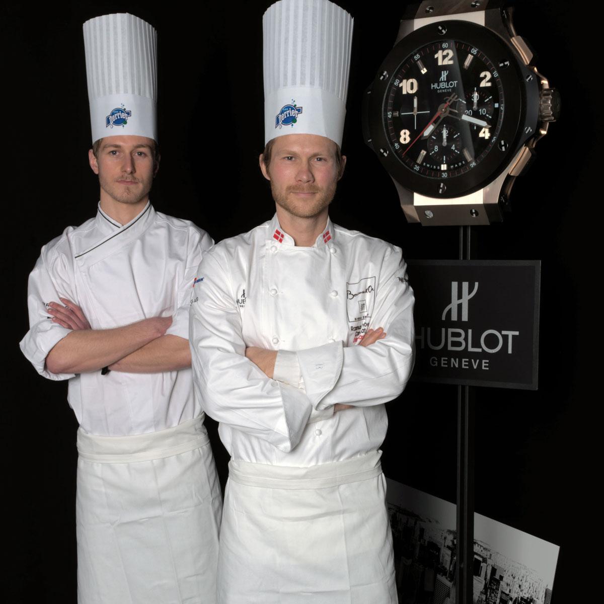 La Cote des Montres : Photo - Hublot - Bocuse d'Or 2011