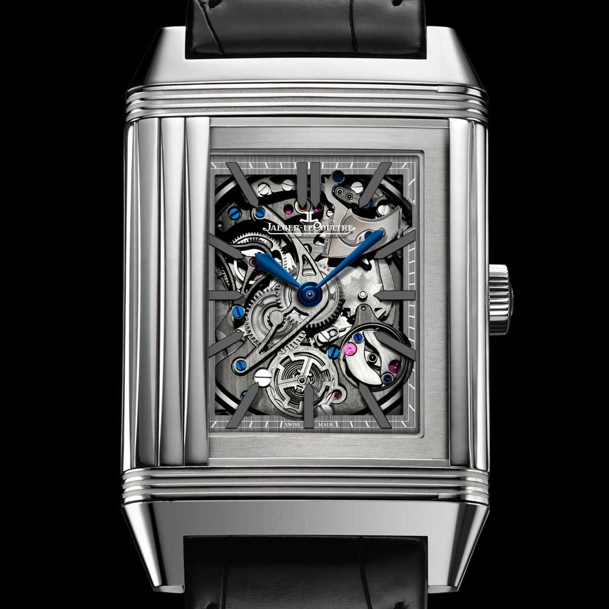 The Watch Quote: Photo - Jaeger-LeCoultre Reverso Répétition Minutes à Rideau