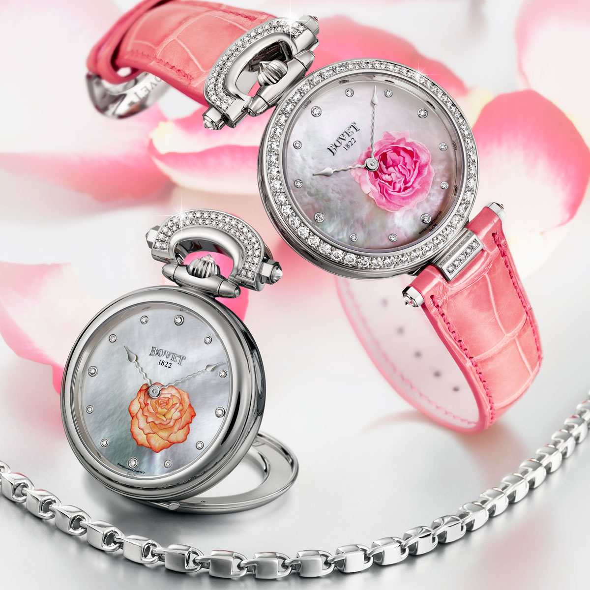 The Watch Quote: Photo - Bovet Valentine's Day 2011
