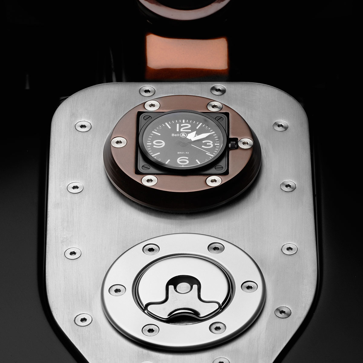 The Watch Quote: Photo - Harley-Davidson and Bell