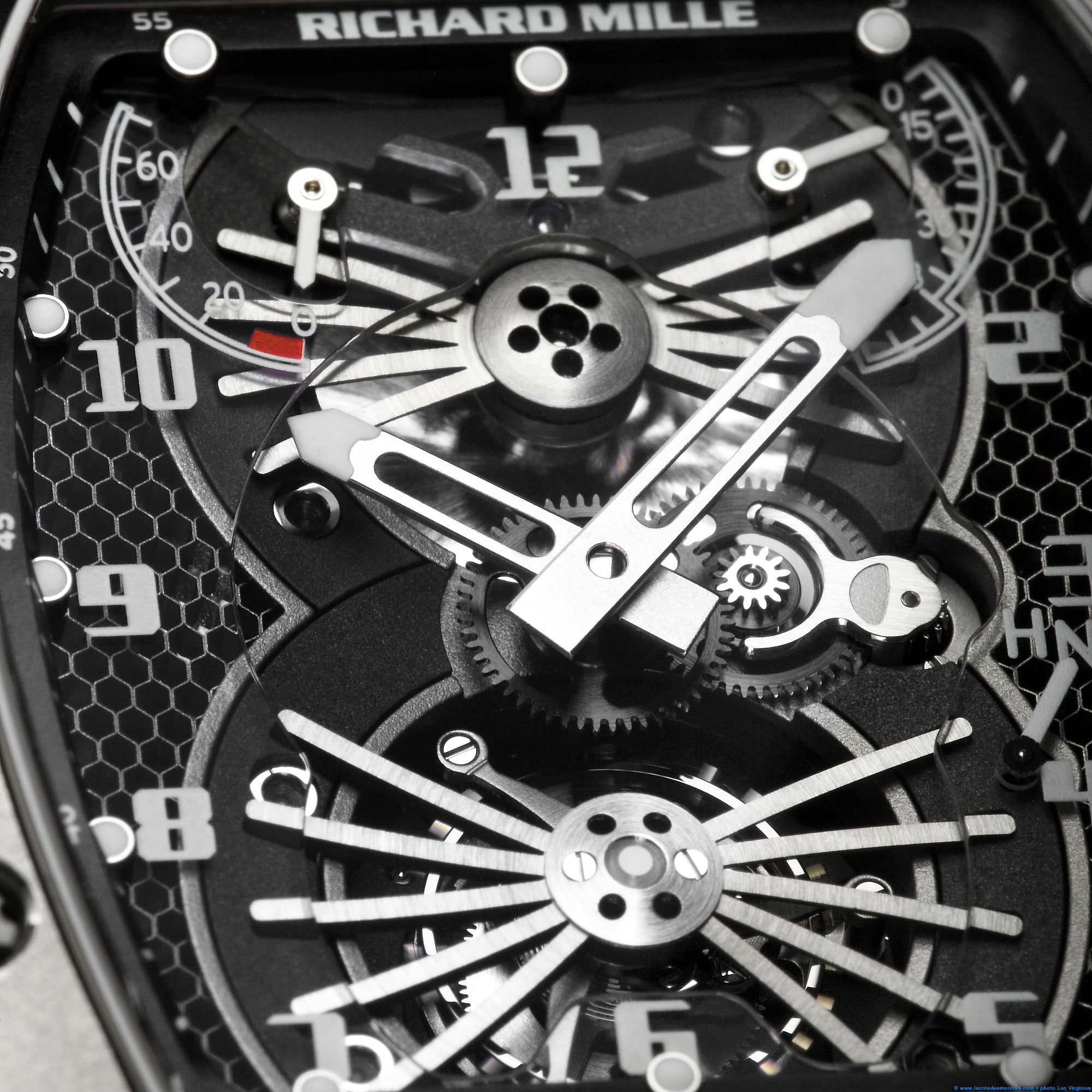 The Watch Quote: Photo - Richard Mille RM 021 Aerodyne white gold