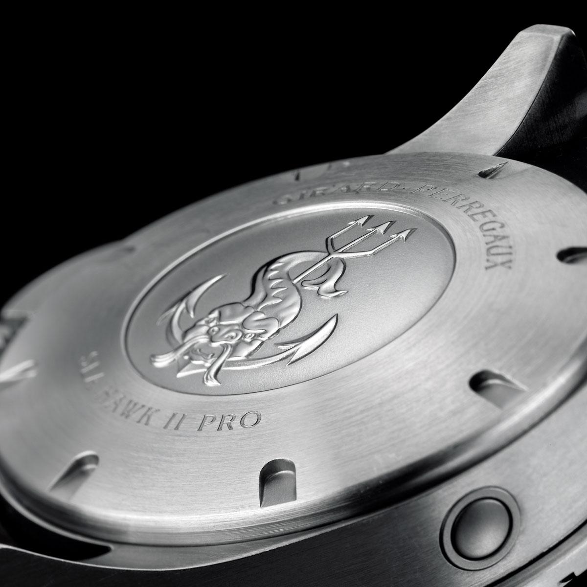 The Watch Quote: Photo - Girard-Perregaux Sea Hawk Pro 1,000M