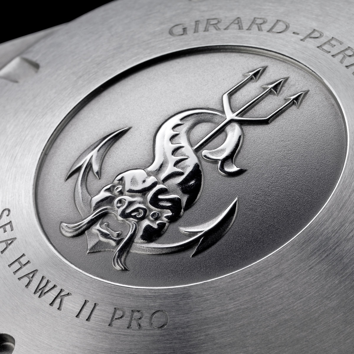 The Watch Quote: Photo - Girard-Perregaux Sea Hawk Pro 1,000M