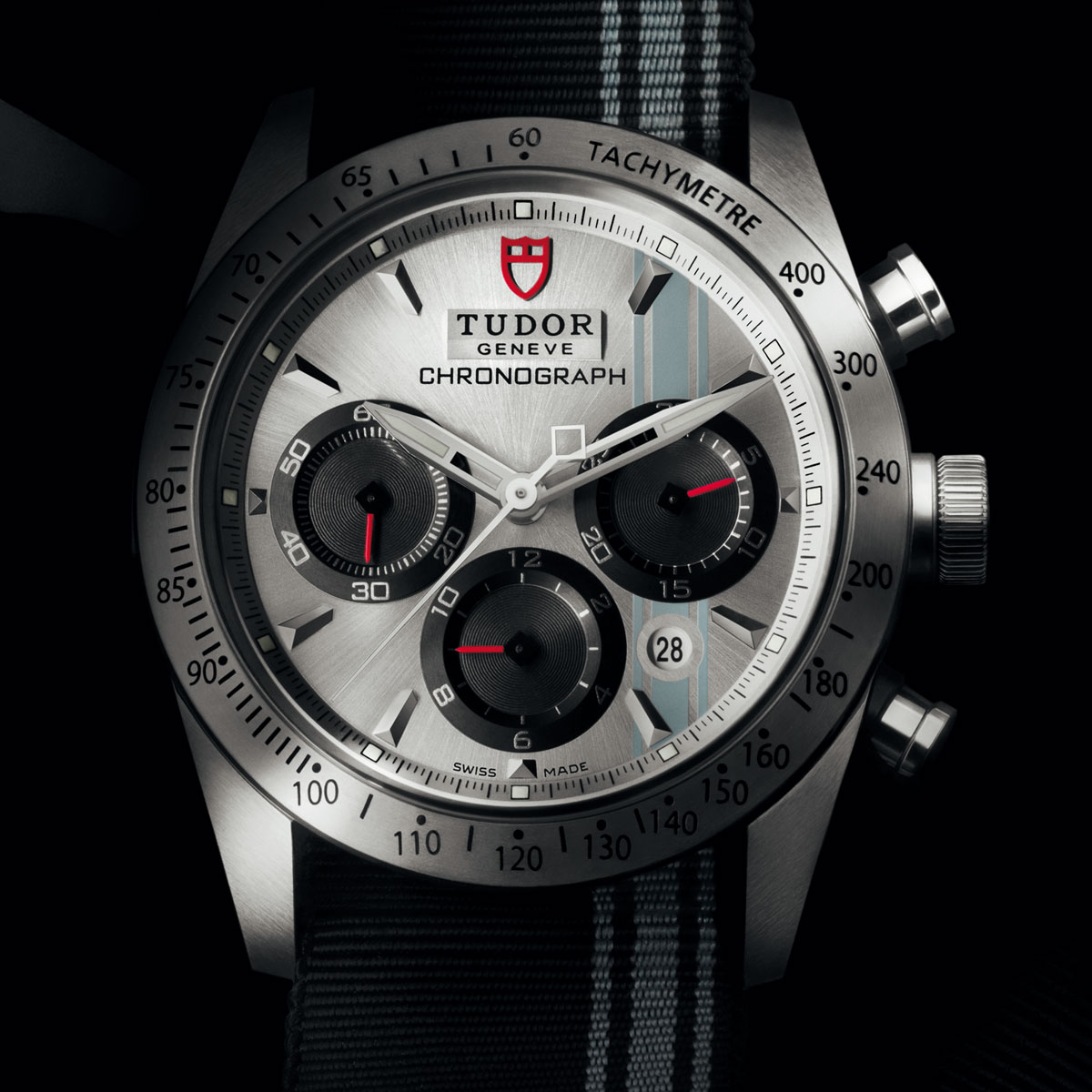 The Watch Quote: Photo - Tudor Fastrider Chronograph