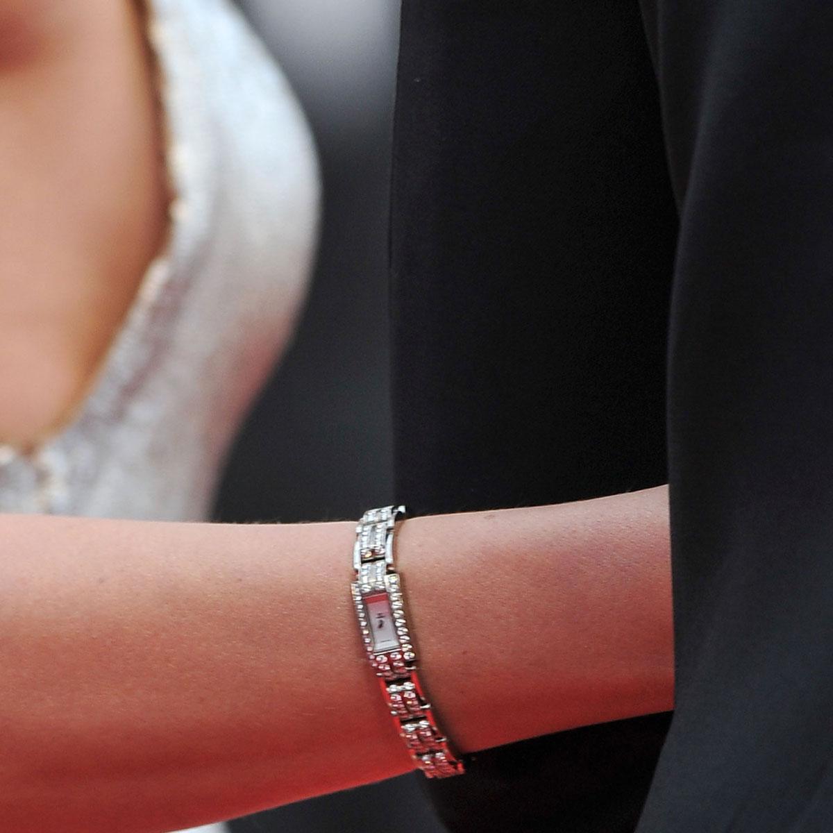 La Cote des Montres : Photo - Jaeger-LeCoultre fait son red carpet  64e festival de Cannes