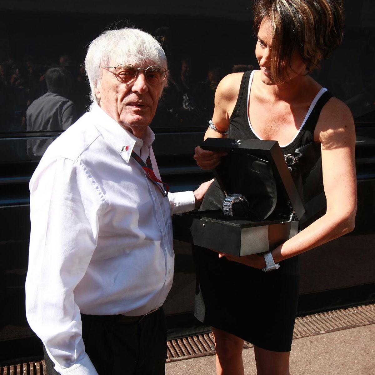 """La Cote des Montres : Photo - Hublot fait scintiller le Grand Prix de Formule 1â""""¢ de Monaco"""