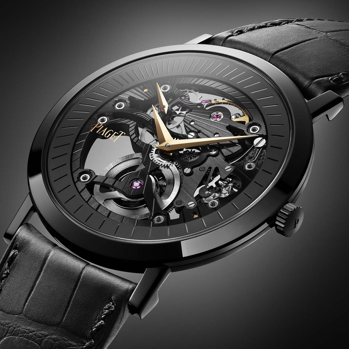 La Cote des Montres : Photo - Piaget soutient Only Watch