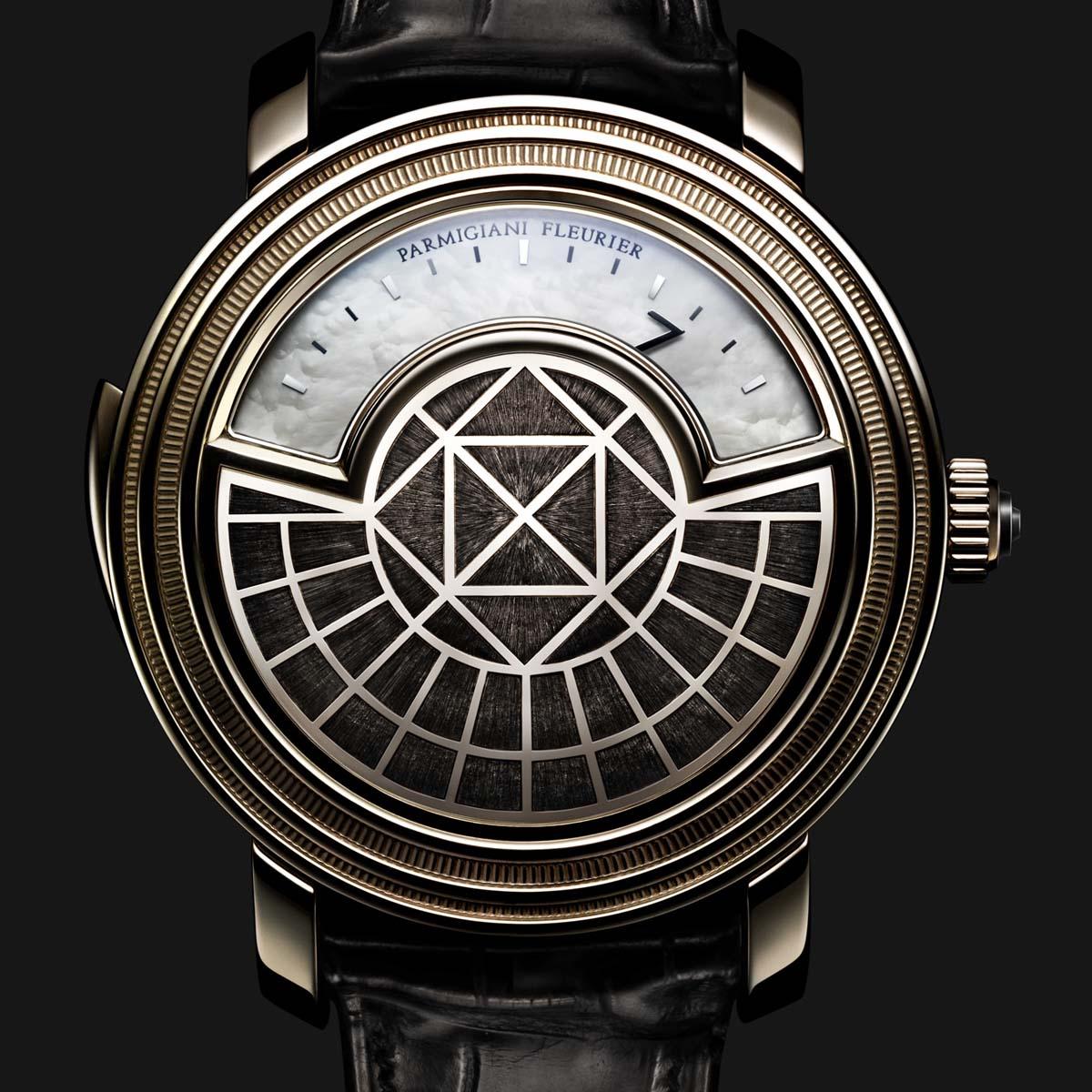 La Cote des Montres : Photo - Parmigiani Toric répétition minute à affichage du temps par secteur