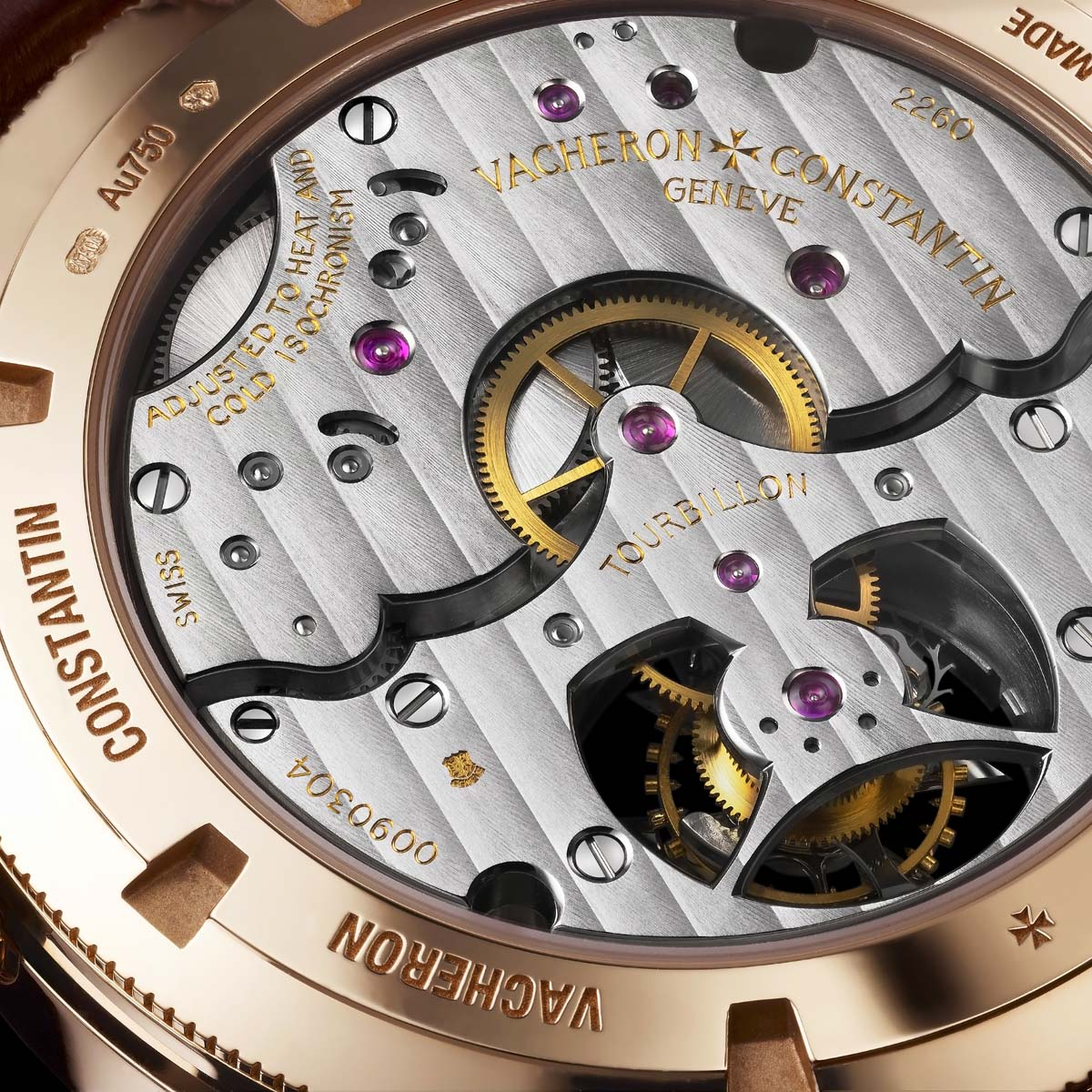 The Watch Quote: Photo - Vacheron Constantin Patrimony Traditionnelle 14-day Tourbillon